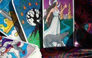 Exploring Divination Methods- Tarot Cards