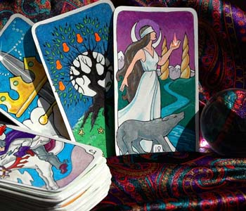 Exploring Divination Methods- Tarot Cards