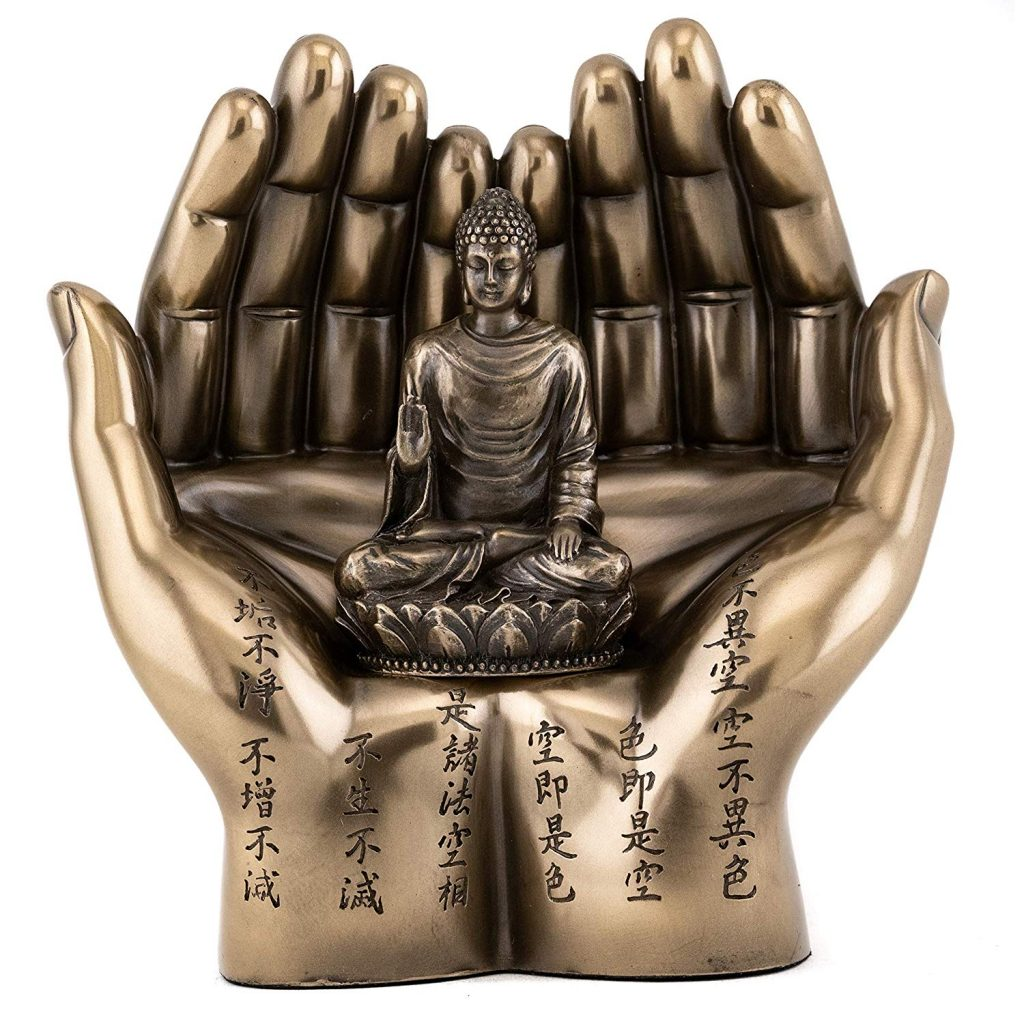 The Enlightened One Sculpture
