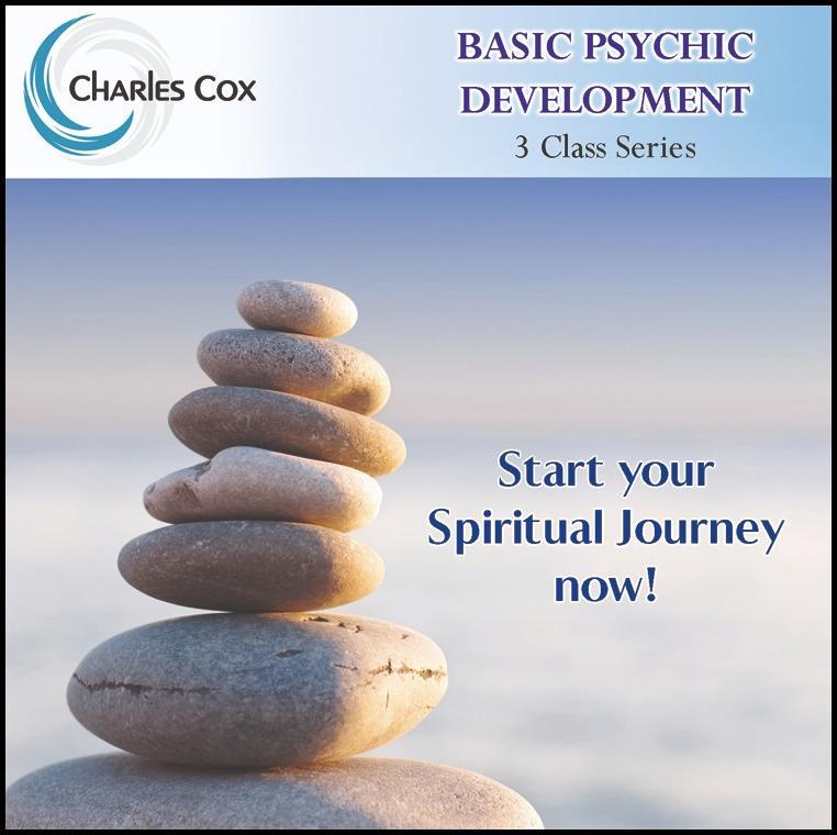 Basic Psychic Development Classes at Home